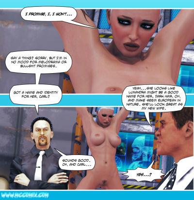 Dynamic Damsel: Suburban Secrets #1-18 - part 8